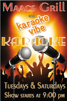 Karaoke Nights with Karaoke Vibe
